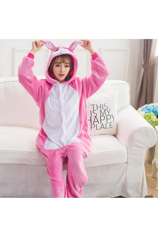 Пижама Кигуруми Бакс Банни XL