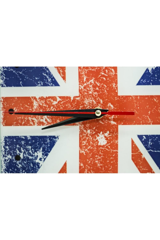 "Часы настенные ""Британский флаг"""