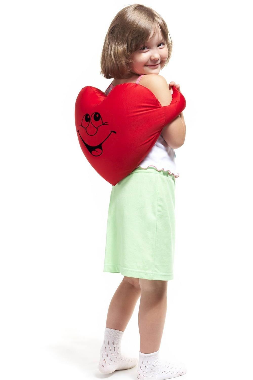 "Антистрессовая подушка ""Сердце с руками"""