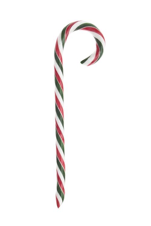 Леденец Сладкая тростьСувениры и упаковка<br>Карамель леденцовая со вкусом вишни, 30г, Дл=20-21см<br>