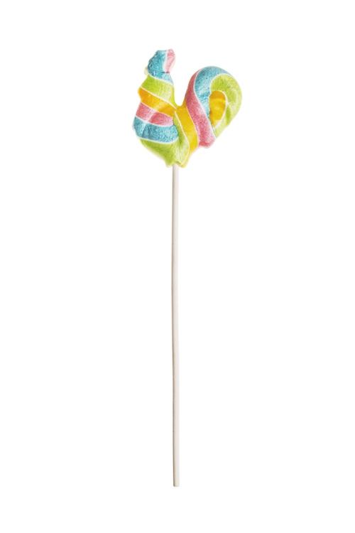 Леденец Радужный петушокСувениры и упаковка<br>Карамель леденцовая со вкусом тутти-фрутти, 30г, на палочке<br>