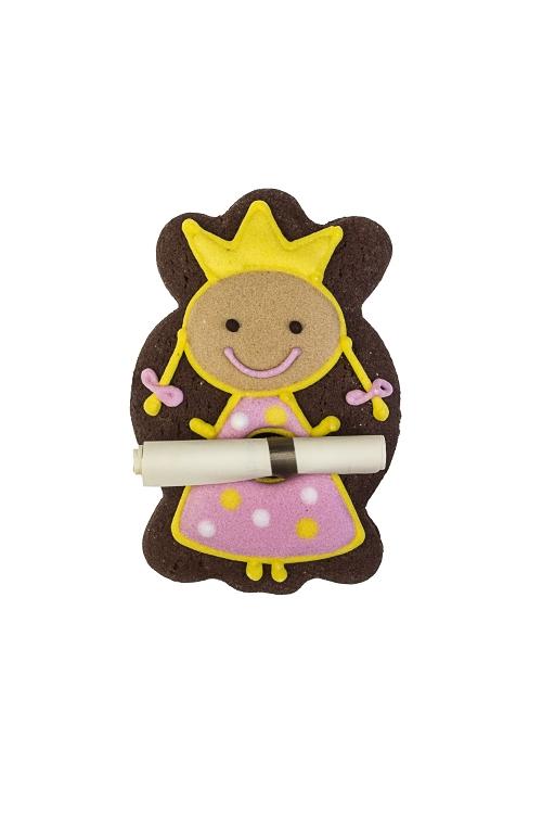 Печенье с предсказанием Принцесса-гадалкаСувениры и упаковка<br>Выс=9см<br>