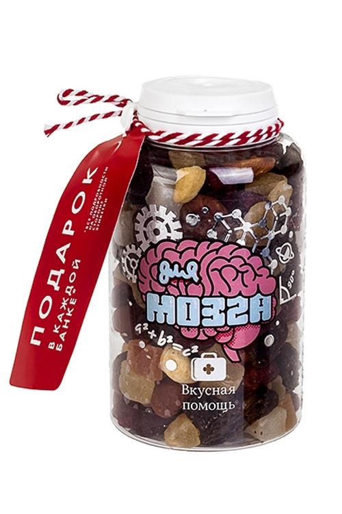 Конфеты Вкусная помощь с жевательной резинкой Для мозга конфеты вкусная помощь для храбрости 250 мл