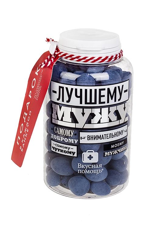 Конфеты Вкусная помощь Для мужа конфеты вкусная помощь для гениальных идей 38 г