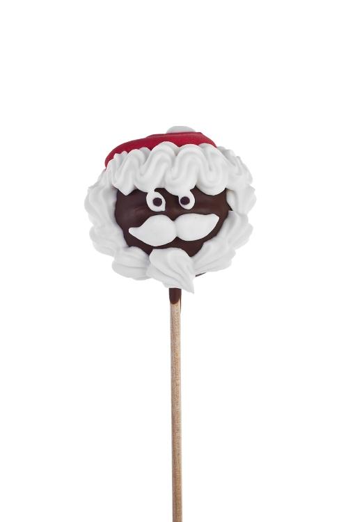Пряник Поп-кейк Дед МорозСувениры и упаковка<br>на палочке<br>