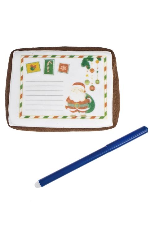 Набор для творчества Письмо Деду МорозуСувениры и упаковка<br>Пищ. фломастер)<br>