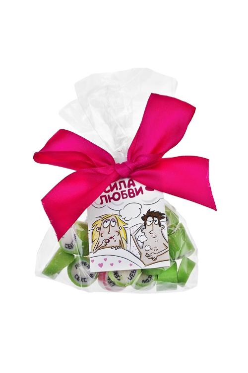Карамель Для любовной силыПодарки для женщин<br>Карамель леденцовая, 45г, в пакете<br>