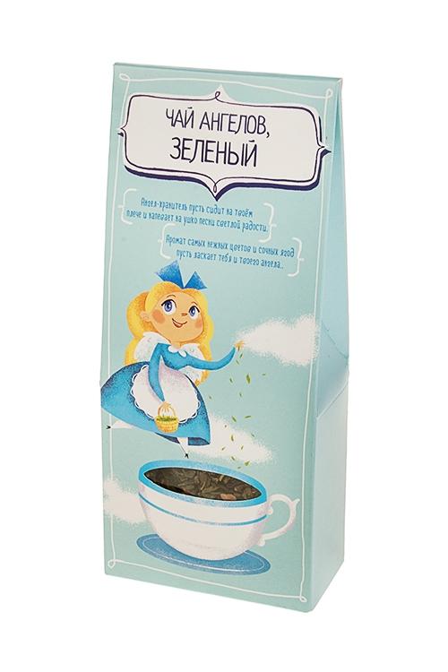 Чай Ангел-хранительСувениры и упаковка<br>Чай зеленый чай ангелов, 50г<br>