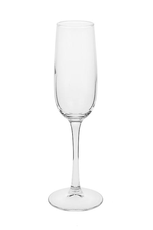 Бокал-флюте АллегресПосуда<br>185мл, стекло<br>
