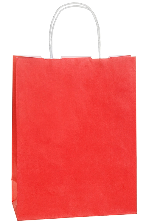 Сумка подарочная ЭкоПакеты на любой повод<br>32*12*42см, бумага, красная<br>