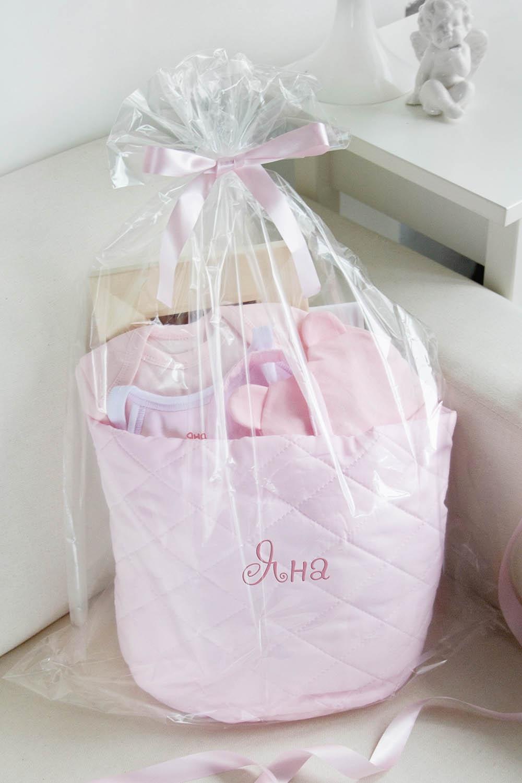 """Подарочный набор для малыша с Вашим именем """"Имя"""""""
