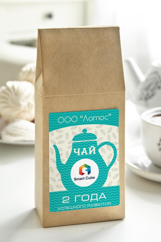 Чай с Вашим именем ЧайникСувениры и упаковка<br>Чай чёрный, 100г. В персональной именной упаковке с Вашими пожеланиями<br>