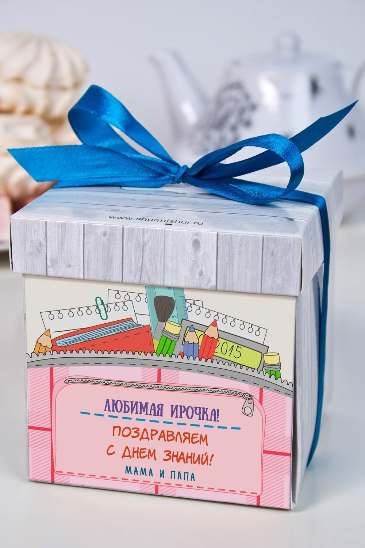 Печенье с предсказанием именное РюкзачокСувениры и упаковка<br>Порадуйте близкого вам человека необычным, а главное вкусным подарком. В каждом печенье можно найти индивидуальное предсказание. В упаковке - 5 шт. Размер коробки: 10х10х10см. Внимание! Коробка может отличаться от представленной на фото.<br>