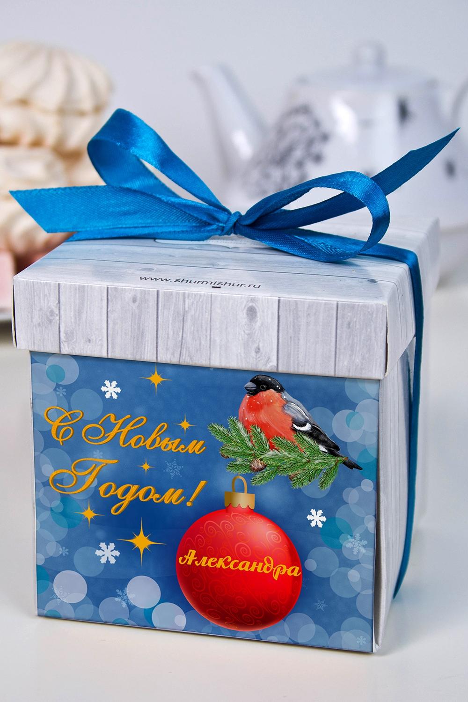 Печенье с предсказанием именное СнегириСладости<br>Порадуйте близкого вам человека необычным, а главное вкусным подарком. В каждом печенье можно найти индивидуальное предсказание. В упаковке - 5 шт. Размер коробки: 10х10х10см<br>