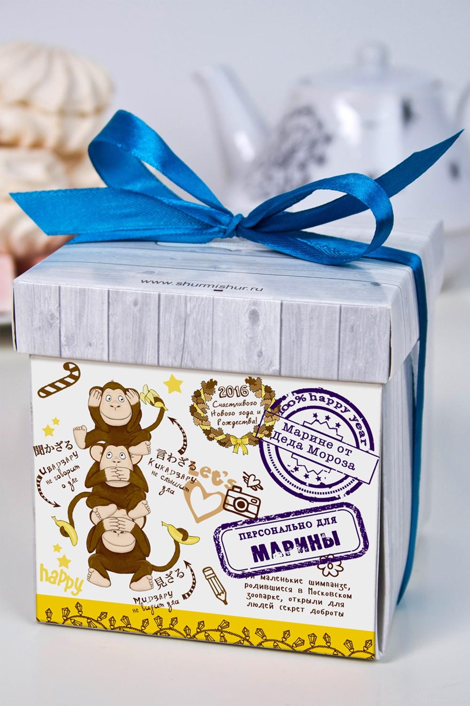 Печенье с предсказанием именное КикадзаруСладости<br>Порадуйте близкого вам человека необычным, а главное вкусным подарком. В каждом печенье можно найти индивидуальное предсказание. В упаковке - 5 шт.<br>