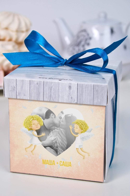 Печенье с предсказанием именное НежностьСувениры и упаковка<br>Порадуйте близкого вам человека необычным, а главное вкусным подарком. В каждом печенье можно найти индивидуальное предсказание. В упаковке - 5 шт. Размер коробки: 10х10х10см<br>