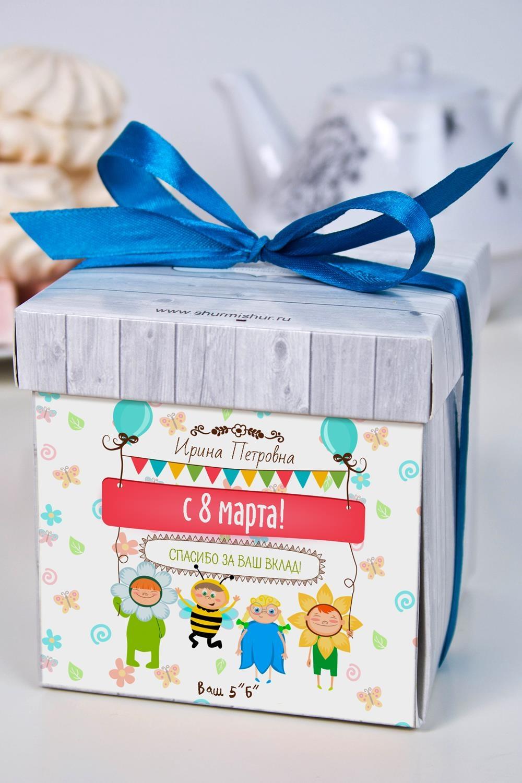 Печенье с предсказанием именное ЦветочкиПодарки на 8 марта<br>Порадуйте близкого вам человека необычным, а главное вкусным подарком. В каждом печенье можно найти индивидуальное предсказание. В упаковке - 5 шт. Размер коробки: 10х10х10см<br>