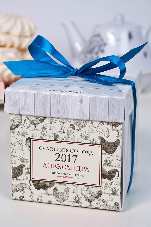 Печенье с предсказанием именное ПтицефермаСувениры и упаковка<br>Порадуйте близкого вам человека необычным, а главное вкусным подарком. В каждом печенье можно найти индивидуальное предсказание. В упаковке - 5 шт.<br>