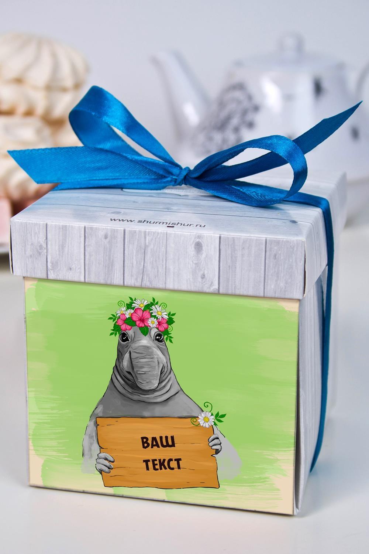 Печенье с предсказанием именное ЖдунСувениры и упаковка<br>Порадуйте близкого вам человека необычным, а главное вкусным подарком. В каждом печенье можно найти индивидуальное предсказание. В упаковке - 5 шт. Размер коробки: 10х10х10см<br>