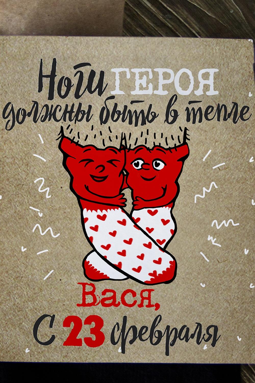 """Украшение новогоднее светящееся """"Дед Мороз с зайкой"""""""