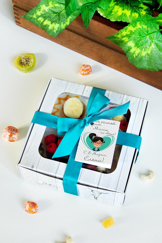 Набор мыла с Вашим текстом Самой лучшей на светеШкатулки и наборы по уходу<br>Набор мыла подарочный, 4-предм., в подарочной упаковке, с именной биркой<br>