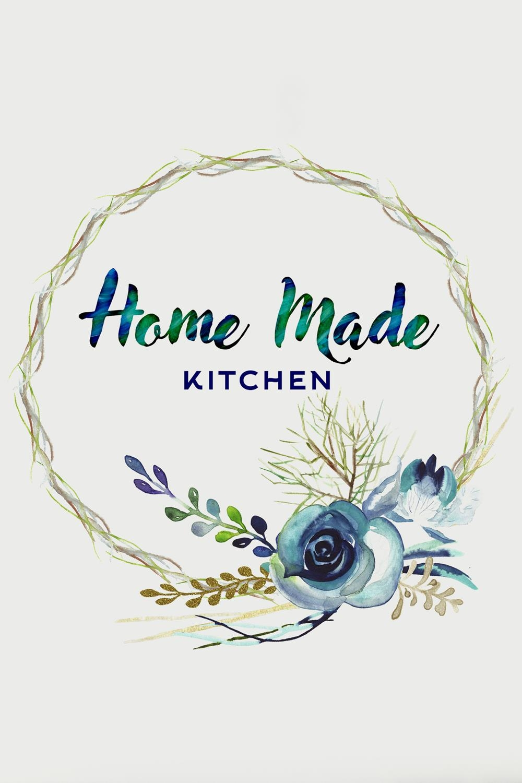 "Постер 30х40 в раме ""Home made kitchen"""