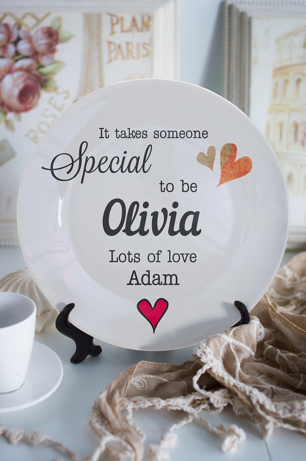 "������� ������������ � ����� ������� ""Someone Special"""