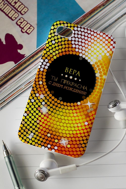 Чехол для iphone 4/4S с вашим текстом СелебритиСувениры и упаковка<br>Украсьте свой смартфон оригинальным чехлом с чудесной картинкой и Вашим именем! Порадуйте такими необыкновенными подарками друзей и любимых, восторг гарантирован! Выберите понравившийся дизайн и впишите имя получателя подарка. Материал: пластик (для iPhone 4/4S)<br>