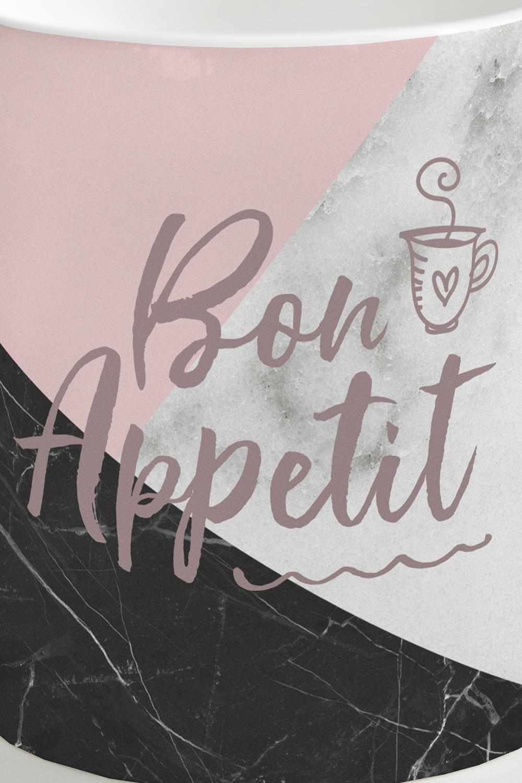 "Кружка ""Bon appetit"""