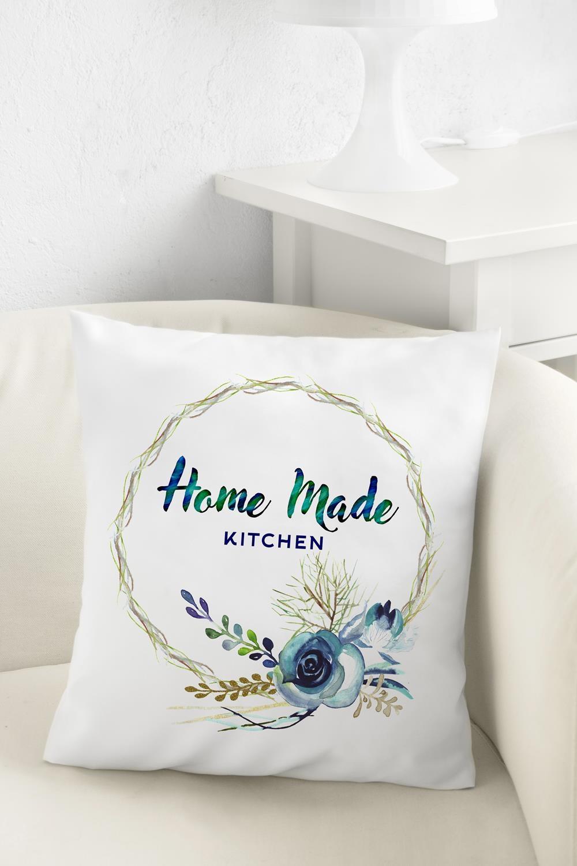 Подушка декоративная Home made kitchen подушка декоративная gift n home мопс 35 х 35 см