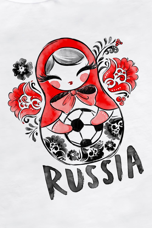 "Футболка женская ""Матрёна"""