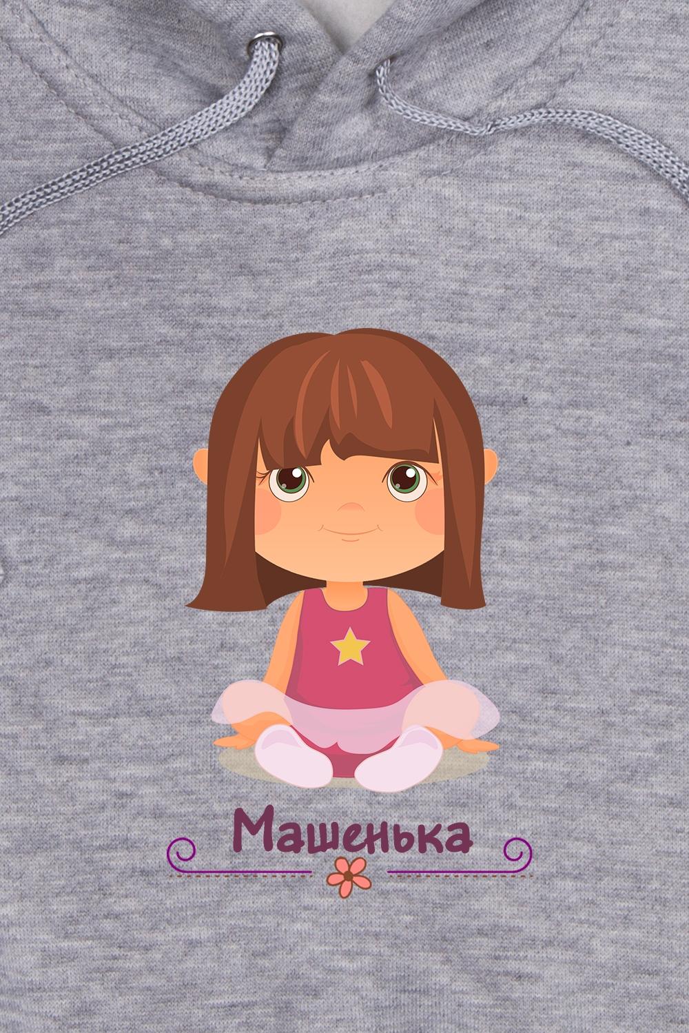 Фото Толстовка  детская с Вашим текстом