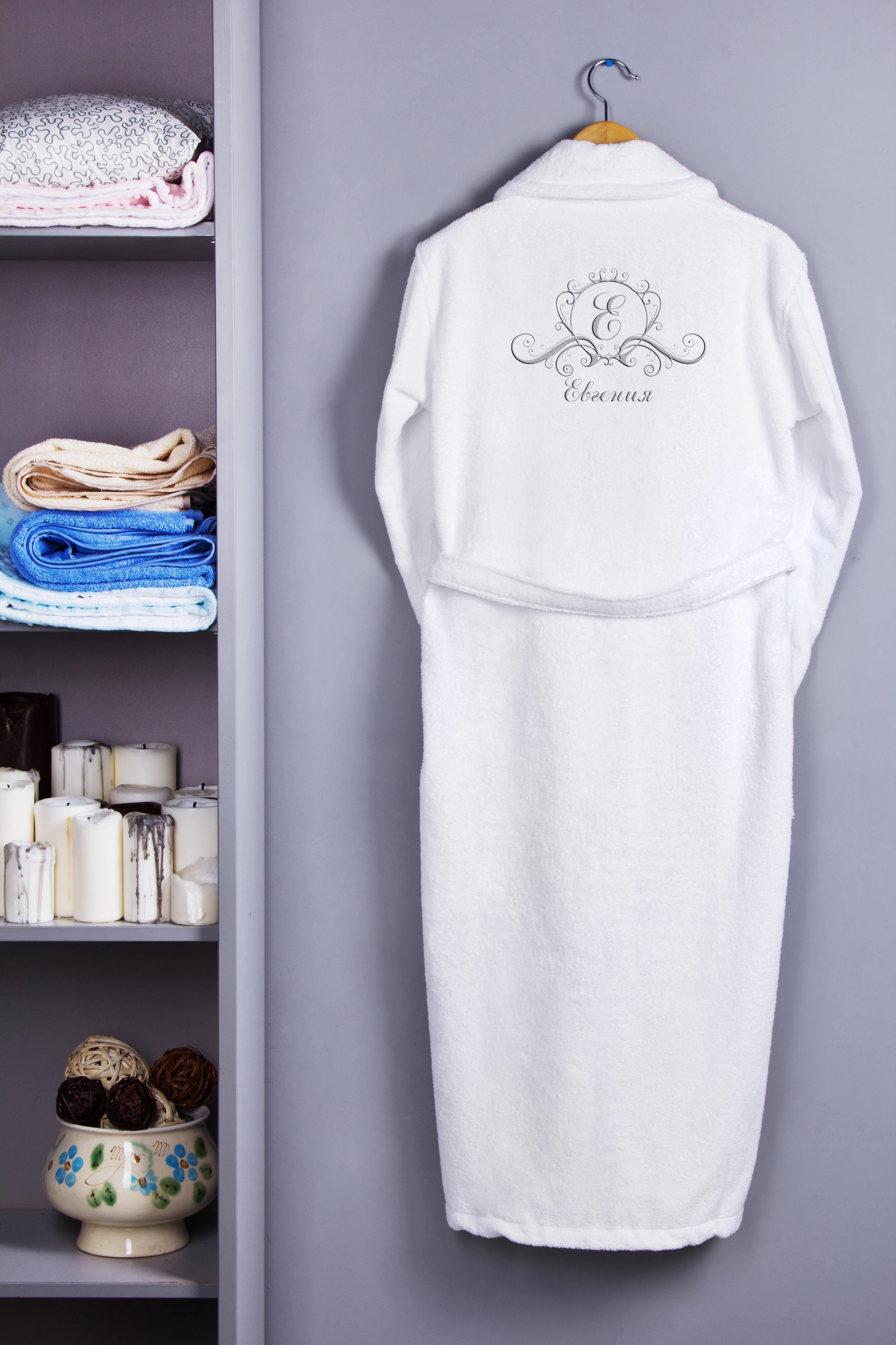 Халаты для молодоженов с вышивкой